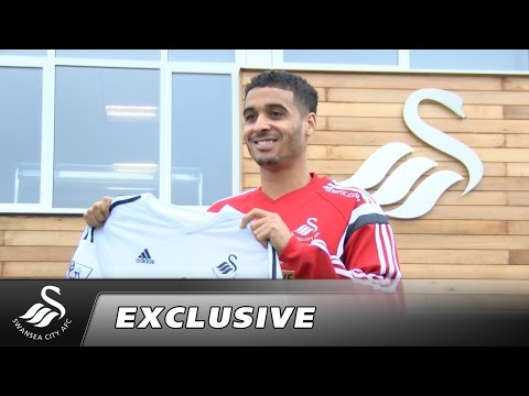 Swans TV - Exclusive : Kyle Naughton 1st Interview