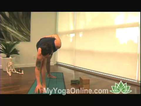Standing Yoga Postures