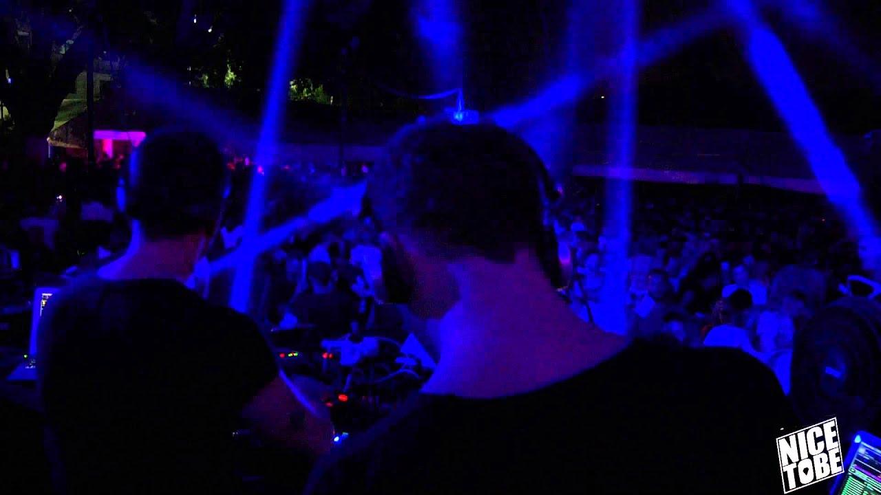 Davide Squillace b2b Matthias Tanzmann - Live @ Ippodromo di Agnano by Nice To Be 2015