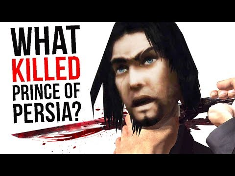 What Killed The Prince of Persia Series?