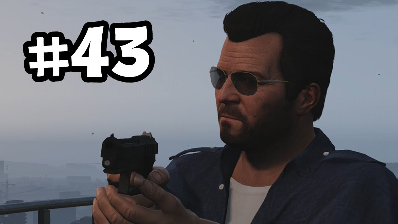 Grand Theft Auto 5 Part 43 Walkthrough Gameplay – The Wrap Up – GTA V Lets Play Playthrough