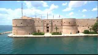 Speciale realizzato sul bellissimo castello Aragonese di Taranto.