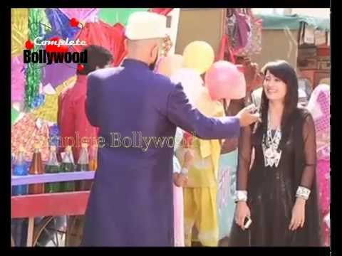 On Location Of TV Serial ''Qubool Hai''   Zoya Finds Her Father Part 2