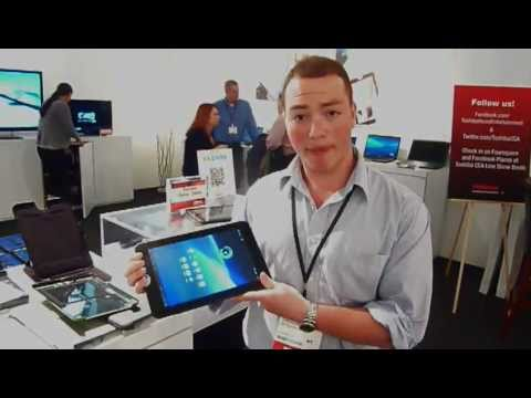 Toshiba Thrive Hands On - 10-inch Android 3.1 Tablet