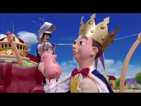 LAZY TOWN MEME THROWBACK | I am a Prince | Lazy Town Songs for Kids | Full Episodes