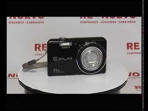CASIO EXILIM EXZS20 E266249A