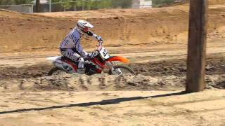 8. First Impression: 2012 KTM 450SX-F