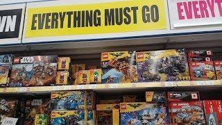Video Toys R Us Closing Down Sale MP3, 3GP, MP4, WEBM, AVI, FLV Juni 2018