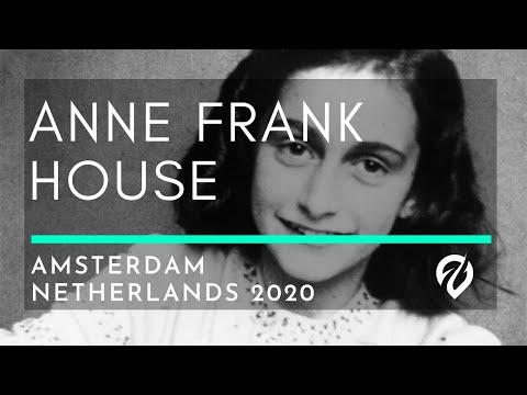 Anne Frank House Visit - January 2020 - Amsterdam