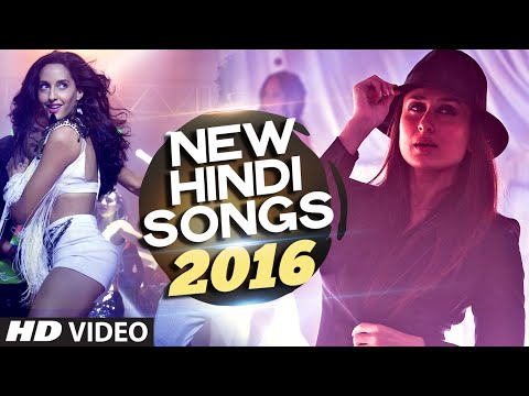 NEW HINDI SONGS 2016 (Hit Collection) | Latest BOLLYWOOD Songs | INDIAN SONGS (VIDEO JUKEBOX)