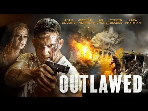 OUTLAWED Official UK Trailer (2018) Action Movie