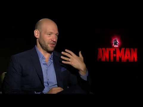 - Interview Generic Interview - Corey Stoll (Anglais)