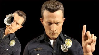 This is a review of the Enterbay: HD Masterpiece: Terminator 2: Judgement Day: T-1000 1/4 Scale action figure.Check out Fu Reviews here:https://www.youtube.com/user/tylerswastedlife
