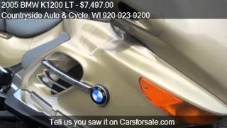 6. 2005 BMW K1200 LT for sale in Fond du Lac, WI 54935 at the C