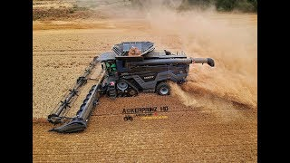 Video FENDT IDEAL 9T - Black Beast Combine in Germany! MP3, 3GP, MP4, WEBM, AVI, FLV Juli 2019