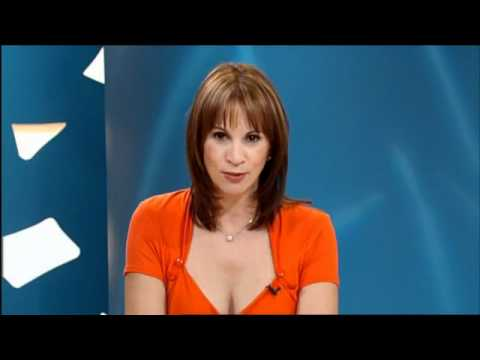 Andrea Mclean [ITV1] - Midday cleavage special.