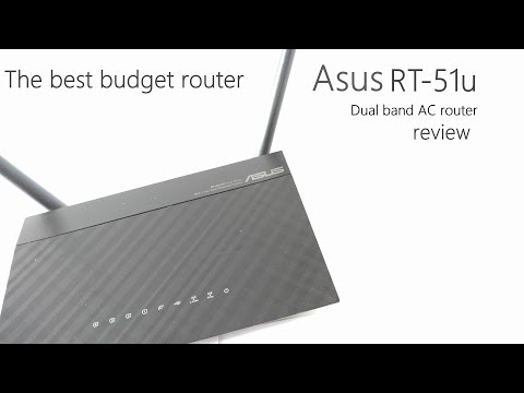 Asus rt ac51u dual band ac750 router (best budget router)