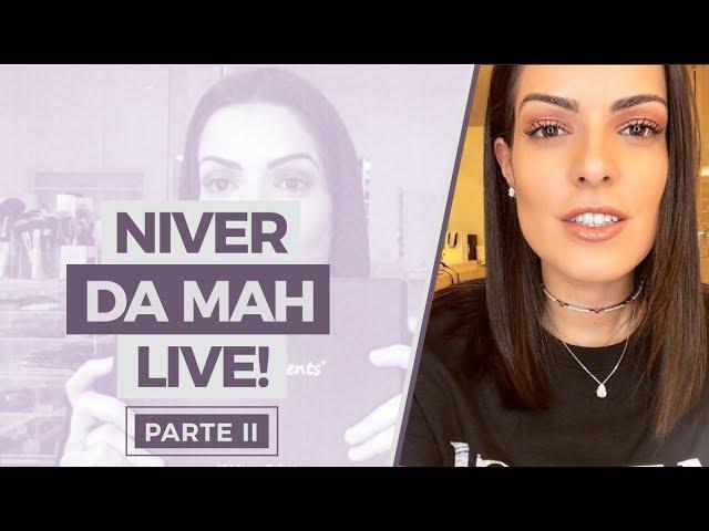 Niver da Mah 2 - Mariah Bernardes