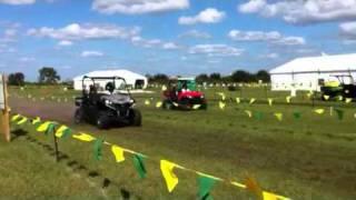 3. John Deere Gator RSX 850i vs. Polaris RZR 800