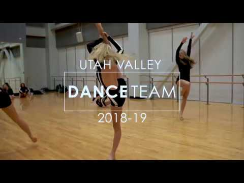 UVU Dance Team 2018-2019