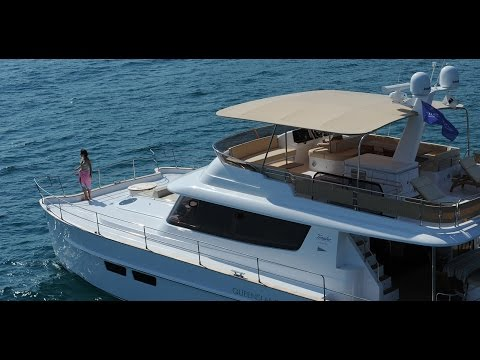 Fountaine Pajot Queensland 55video