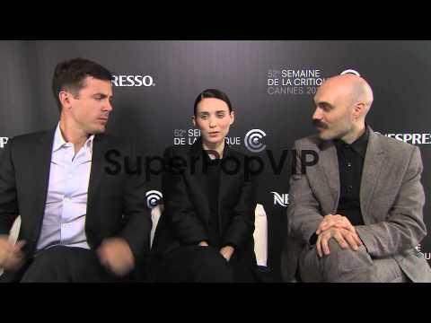 INTERVIEW - Casey Affleck, David Lowery, Rooney Mara on t...