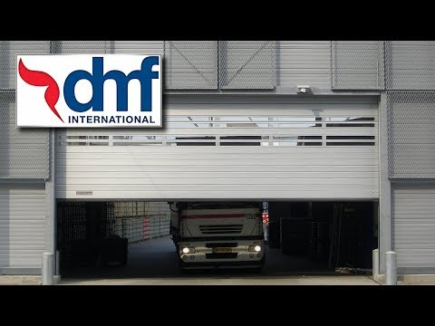 DMF International high speed security doors for all industry