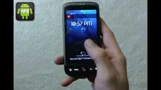 Fingerprint Screen Lock YouTube video