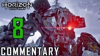 Horizon Zero Dawn Walkthrough - Part 8 - Seeker Aloy & The Demon Corruptor Attack