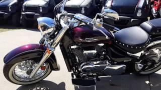 10. 2012 Suzuki Boulevard C50T Classic