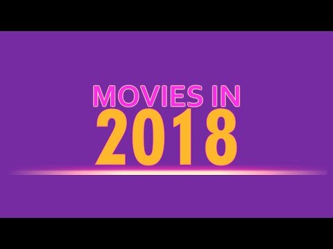 Movie trailer mashup 2018
