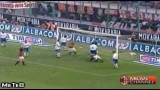 Alle Milan-Tore von Alessandro Nesta