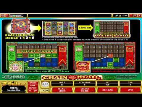 Gamtool Chain Mail Casino Slot Machine Game