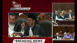 Video Hakim MK Tegur Tim Jokowi Agar Tidak Kasih Pertanyaan Jebakan MP3, 3GP, MP4, WEBM, AVI, FLV Juni 2019