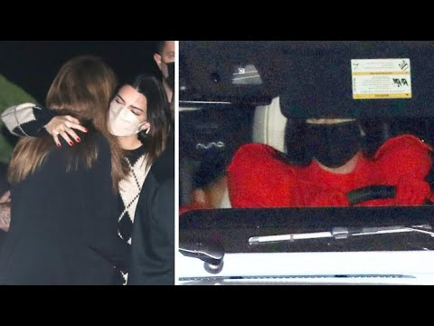 Caitlyn Jenner Catches Up With Daughters Kendall And Kylie At Nobu
