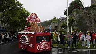 Saint-Lo France  city photos gallery : Saint-Lô - Tour de France 2016 - Caravane et départ de la 2ème étape