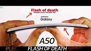 Samsung Galaxy A50 Durability Test - Bad to Worse from M20 to A50! Why Samsung? |Can it PUBG?|