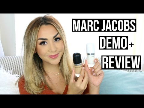 MARC JACOBS REMARCABLE FOUNDATION, PRIMER & BRUSH | FIRST IMPRESSION & DEMO