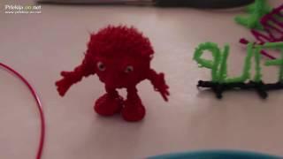 Risanje s 3D pisalom