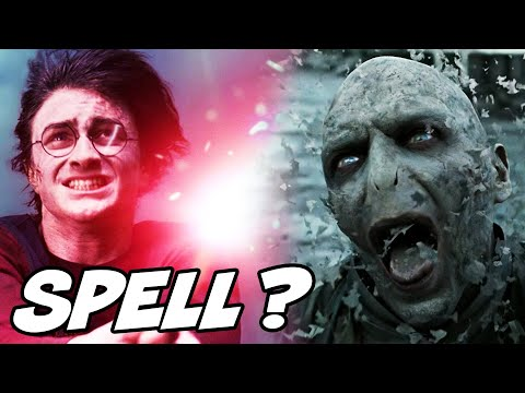 How Expelliarmus Beat Voldemort's Avada Kedavra - Harry Potter Explained