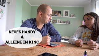 Neues HANDY - Alleine im KINO - Vlog#1167 Rosislife