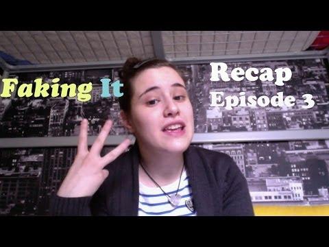 Faking It Recap - Episode 3
