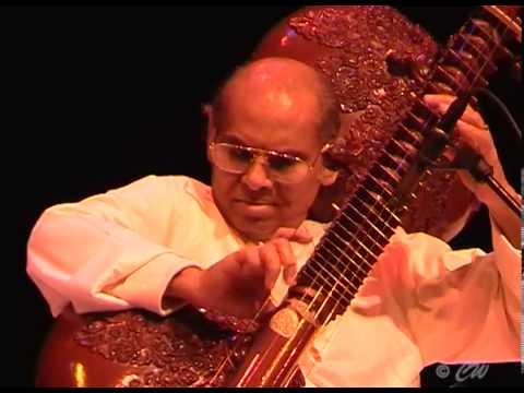 Ustad Asad Ali Khan - Rudra Veena - Rudra Vina - Dhrupad - Raga Multani, Amsterdam 27th April 2003