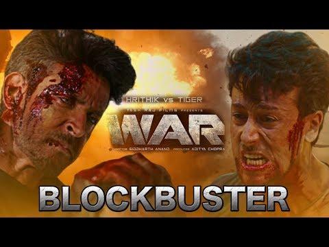 War | Official 4K Trailer | Hrithik Roshan | Tiger Shroff | Vaani Kapoor | Releasing 2 October 2019
