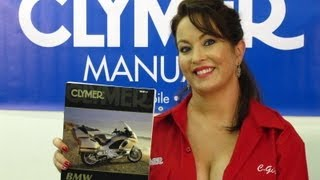 8. Clymer Manuals BMW K1200RS K1200GT K1200LT K12 Maintenance Repair Shop Service Manual Video