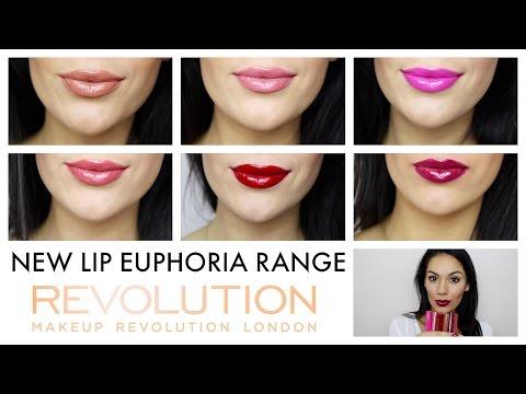 Makeup Revolution Lip Amplification High Voltage