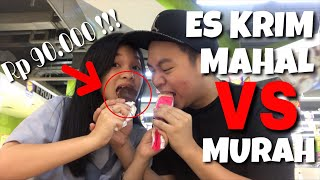 Video ES KRIM Rp 3.000 VS Rp 90.000 MP3, 3GP, MP4, WEBM, AVI, FLV April 2019