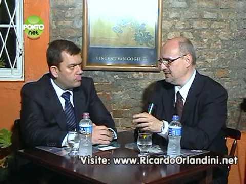 Entrevista com o Executivo Regional Sul da IBM, Frank Miller Koja. - Bloco 2