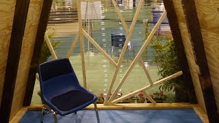Simple A Frame Cabin for $800 (Backyard Office, Tree House, Playhouse)