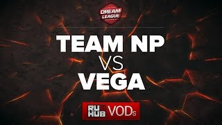 Team NP vs Vega Squadron, DreamLeague Season 6, game 1